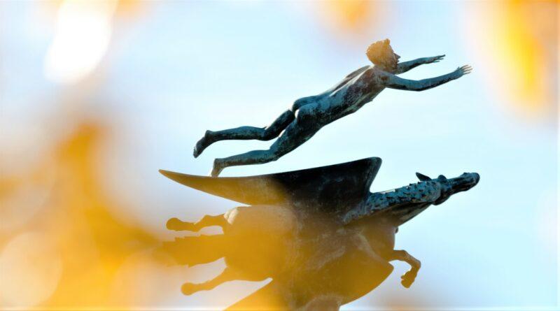 Milles skulpturer ställs ut på Sofiero i Helsingborg
