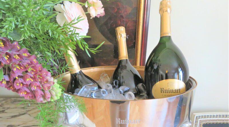 Lyxig start på dagen med Sparkling Breakfast på Grand Hôtel