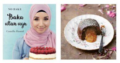 Baka utan ugn – Chokladfondant med dulce de leche