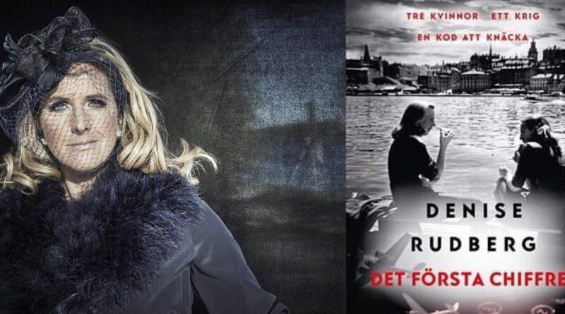 Denise Rudberg med ny spännande bokserie