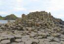 Giant´s Causeway – ett fantasilandskap i svart sten