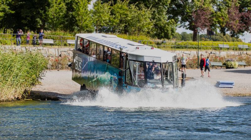 Oceanbus Stockholm – en annorlunda sightseeing