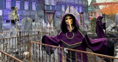 Halloween på Gröna Lund – 13 (!) skräckinjagande dagar