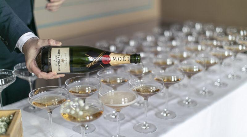 Champagnens Dag och Moët & Chandons Impérials 150-årsjubileum