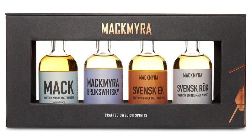 Mackmyras klassiker i nytt format