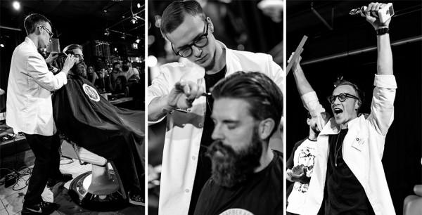 Alan Mannerstål är Årets barberare 2019!