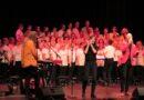 Harpo gjorde comeback – spelade för välgörenhet