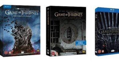 Game of Thrones – The Complete Collection