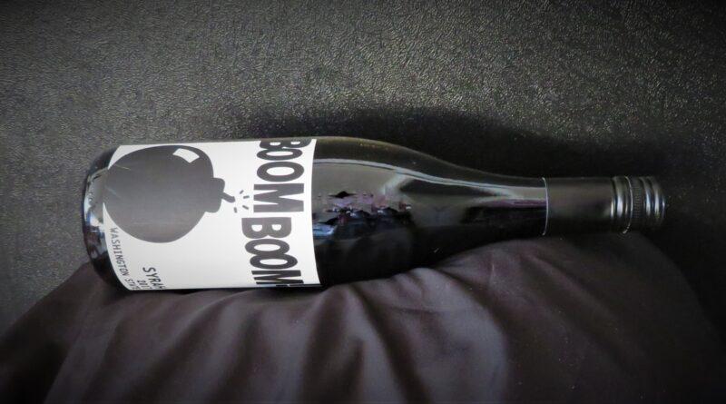 Boom Boom! Syrah — Prisvärt vin från Charles Smith