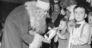 Åtta snabba frågor om julen