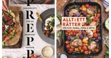 Kokböcker som underlättar din vardag