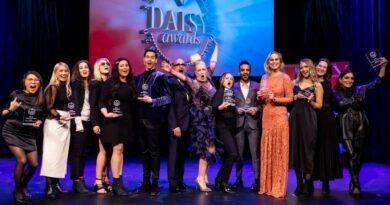Stor bredd bland vinnarna på Daisy Beauty Awards