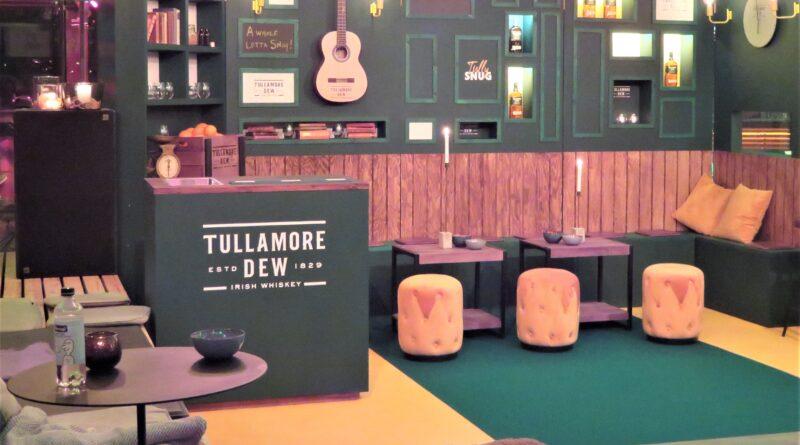 Tullamore D.E.W. – gratis minifestival i världens första Pop-up Snug