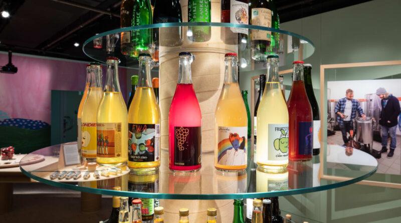 Utställning om Cider på Spritmuseum