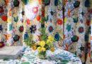 Josef Franks färgrika mönster på Sofiero