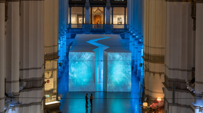 Nordiska museet öppnar på glänt
