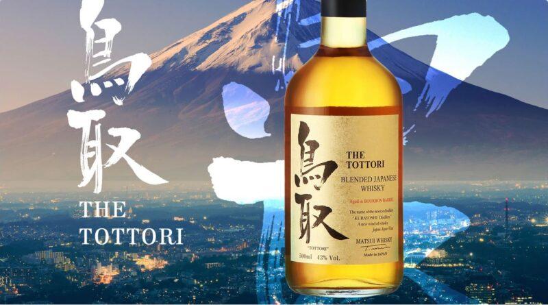 The Tottori – Japansk whisky
