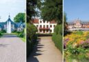 Tre trädgårdar- Sveriges vackraste trädgårdshörn