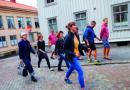 Följ med på en stadsvandring genom unika 1600-talskvarter