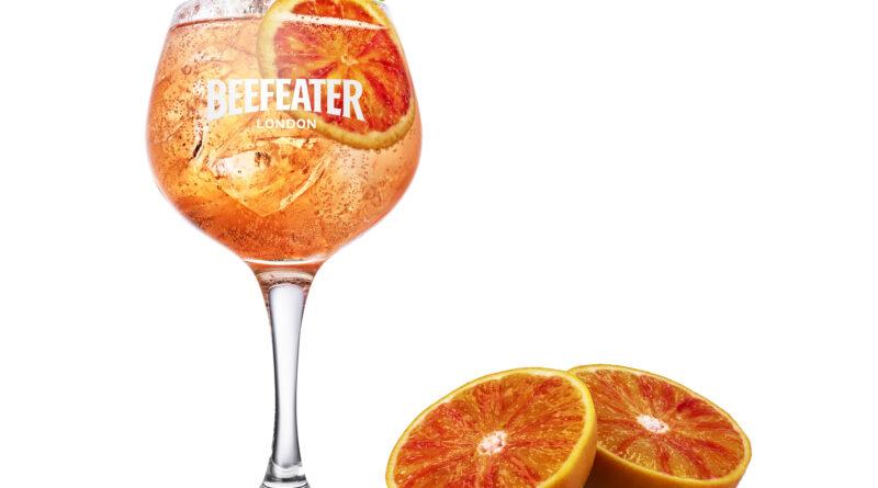 Ny gin från Beefeater – Blood Orange