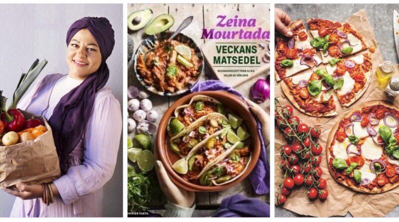 Zeina hjälper oss att planera veckans mat