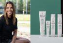 Charlotte Kalla lanserar hudvårdsserie