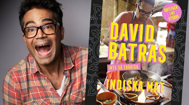 """""""David Batras inte så tråkiga indiska mat"""" & Saffransglass"""