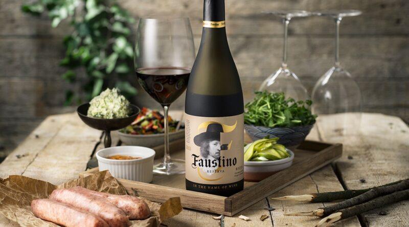 Faustino Reserva – lagom lyxigt