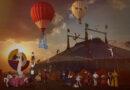 Cirkusföreställningen som blev en utställning