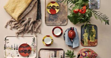 Mamma Andersson skapar sin första inredningskollektion exklusivt för Svenskt Tenn