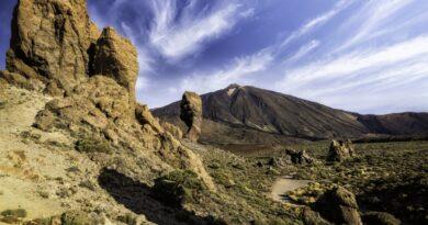 Vandra genom Kanarieöarnas höga berg och djupa dalar