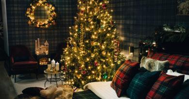 Haymarket by Scandic & Blossa gläntar på dörren till julafton
