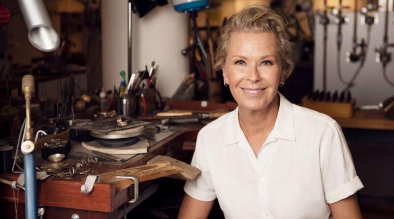 Efva Attling lanserar smyckeskollektion till förmån för UNICEF