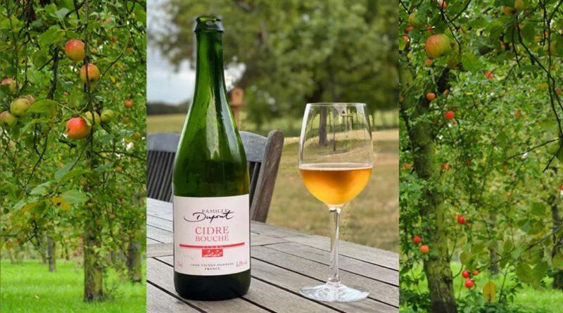 Domaine Dupont. Bouché – traditionell cider tappad på flaska med äkta kork
